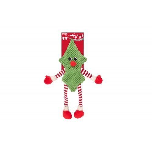 Plush Christmas Tree Dog Toy (40cm)