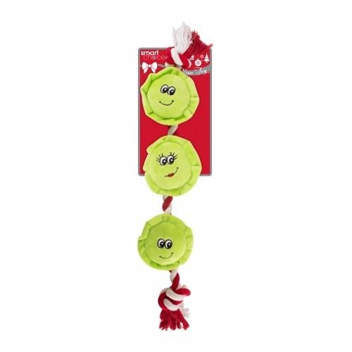 Happy Sprouts Rope Dog Toy (46cm)