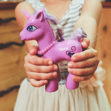Unicorns, Horses and Ponies
