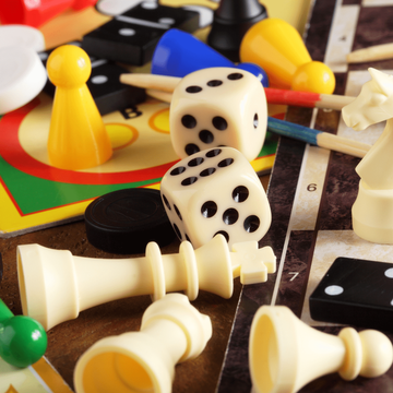 Games, Puzzles and Books