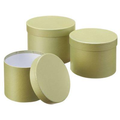 Sage Green Hat Boxes