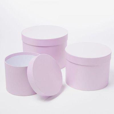 Lilac Hat Boxes