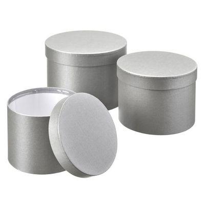 Grey Hat Box