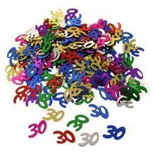 Multi Coloured 30s Confetti
