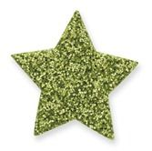 Lime Green Sticky Star