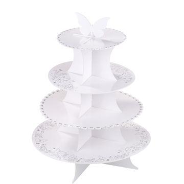 Wedding Cake Stand 4 Tier