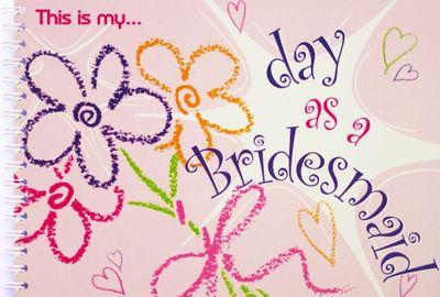 Day as a Bridesmaid book