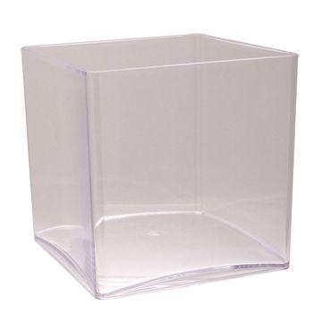 Acrylic Cube Vase