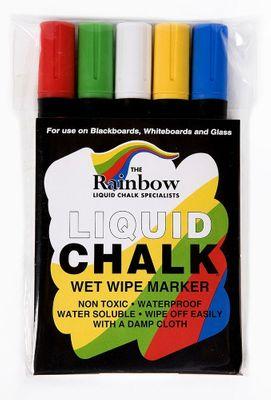 Rainbow Chalk Mixed