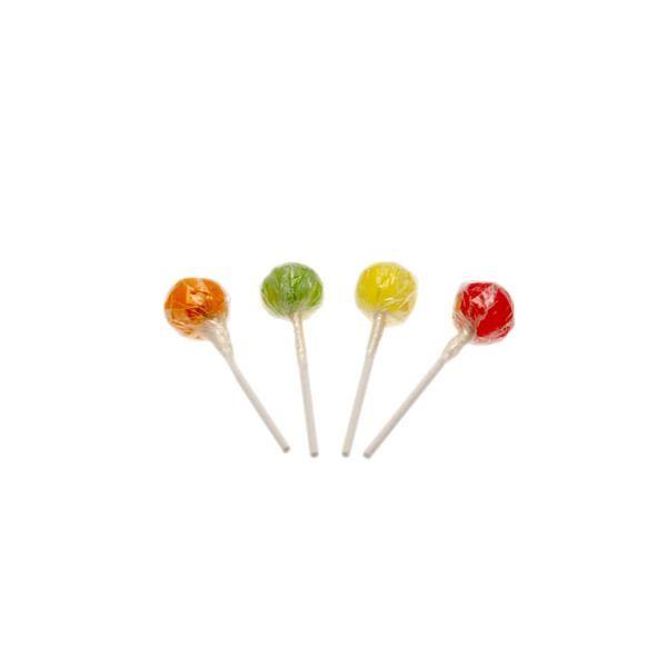 Fruit Flavour Lollipops