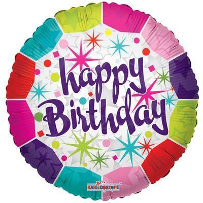 Fresh Happy Birthday Balloon