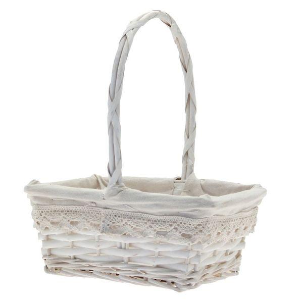 22cm Rectangle Victoria Basket