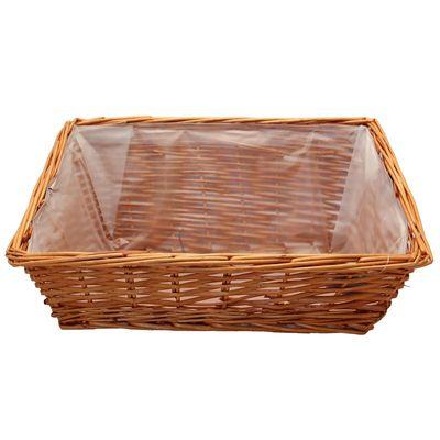 Small Rectangle Display Basket