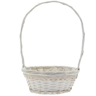 Round Victoria Basket