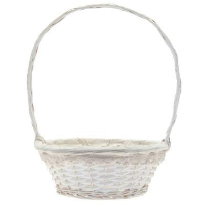 35.5cm Round Victoria Basket