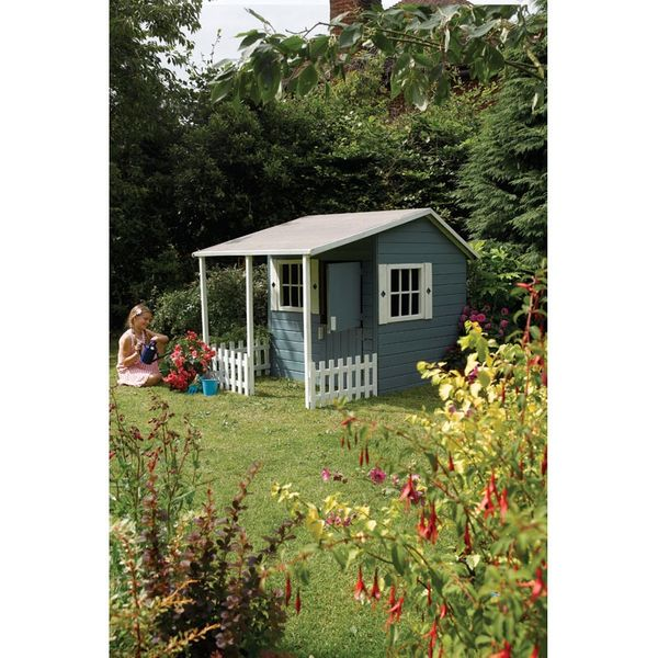 Forest Garden Parsley Playhouse