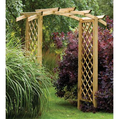 Forest Garden Genoa Arch