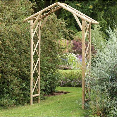 Forest Garden Honeysuckle Garden Arch