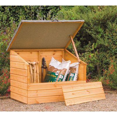 Forest Garden Storage Chest
