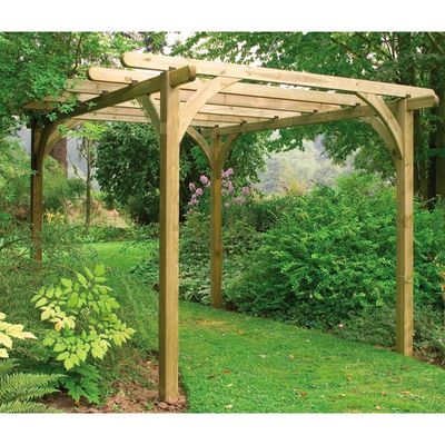 Forest Garden Ultima Pergola Kit