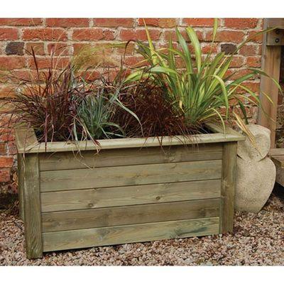 Forest Garden Small Bamburgh Planter Kit