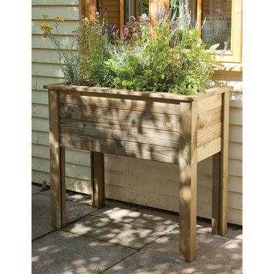 Forest Garden Bamburgh Planter Table