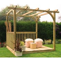 Forest Garden Ultima Perola Deck Kit