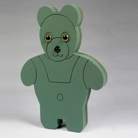 Oasis Standing Teddy Bear