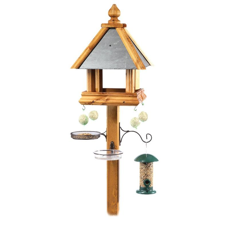 Tom Chambers Bird Feeder Accessory Set