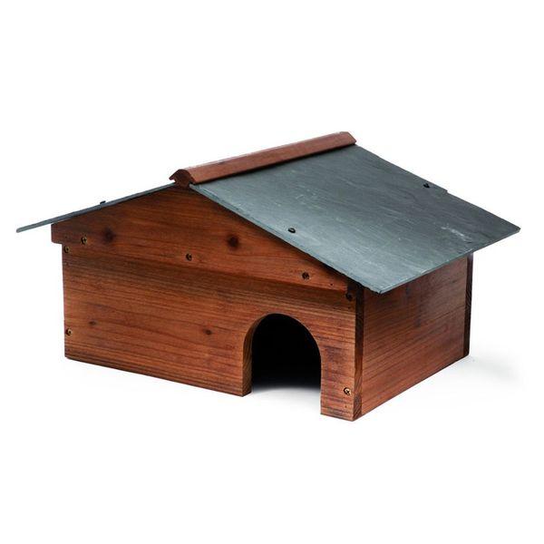 Tom Chambers Slate Roof Hedgehog House