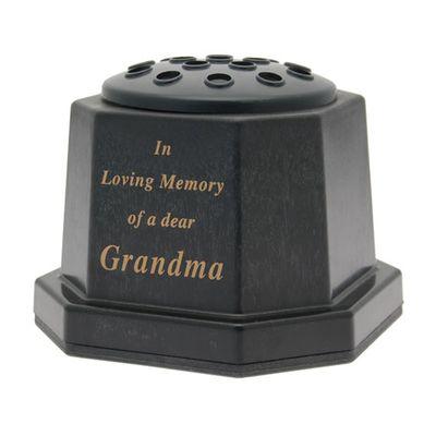 Grandma Memorial Vase