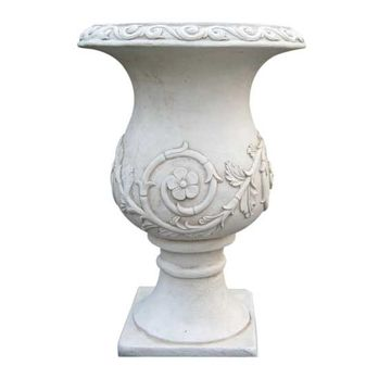 Cream Wentworth Urn
