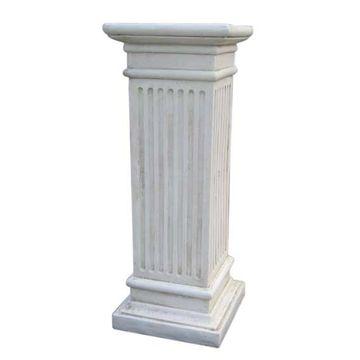 109cm Cream Roman Column