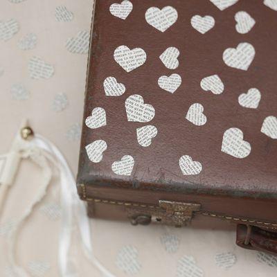 Heart Poem Confetti