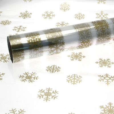 Gold Snowflake Film