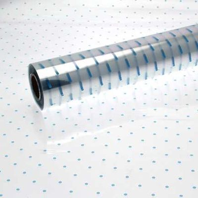 Blue Dots Cellophane