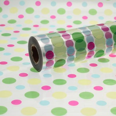 Disco Dots Cellophane