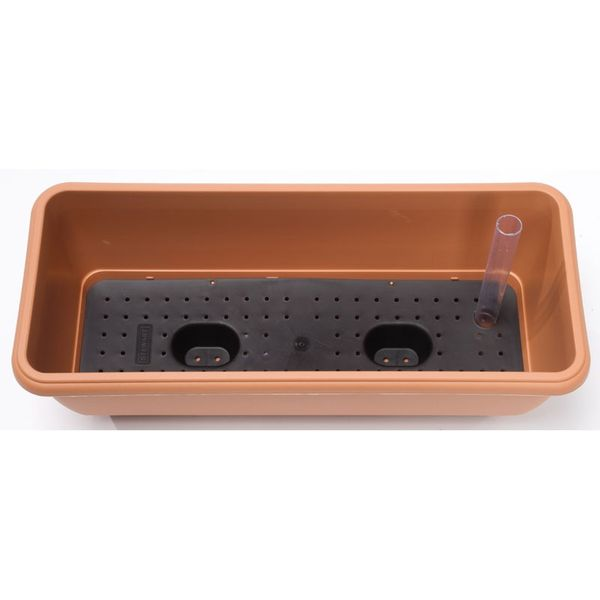 Balconnaire Trough Planter - Terracotta