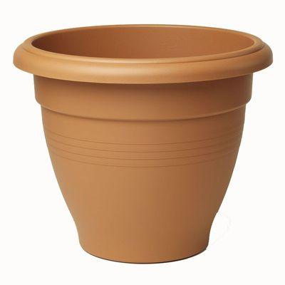 Stewart Round Palladian Planter - Terracotta
