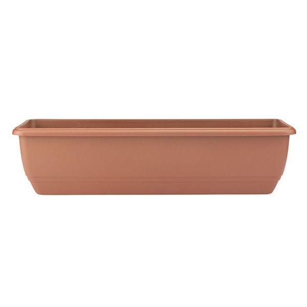 Balconnaire 50cm Trough - Terracotta
