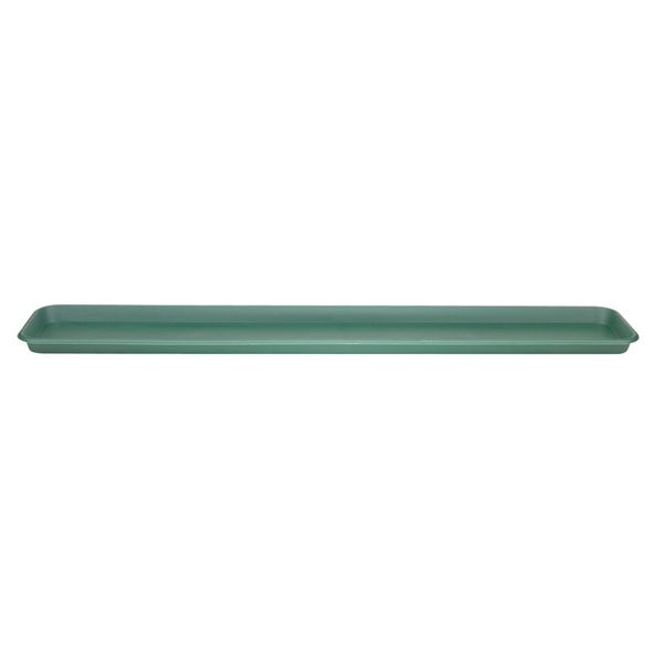 Stewarts 40cm Terrace Trough Tray - Green