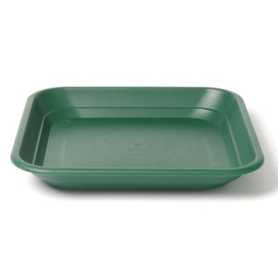 Stewarts Balconniere Square Tray - Green