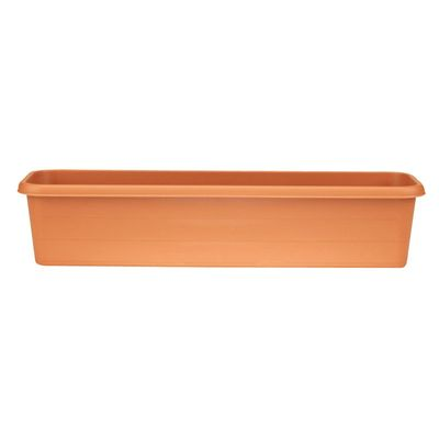 Stewart 80cm Terrace Trough - Terracotta
