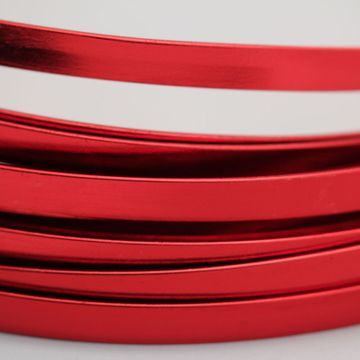 Red Flat Wire