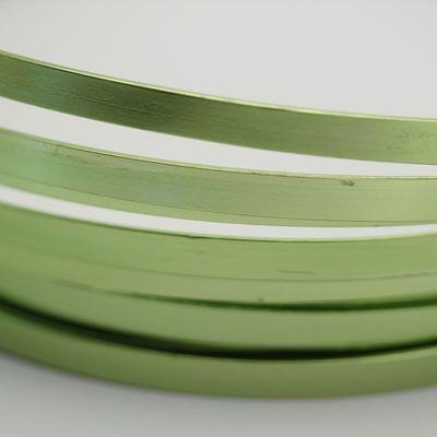 Green Flat Wire
