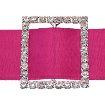 Medium Diamante Buckle