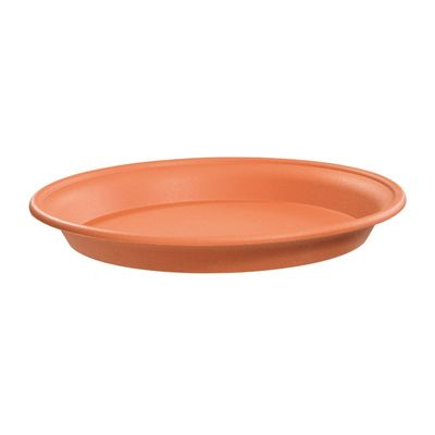 Stewart 30cm Multi-Purpose Saucer - Terracotta