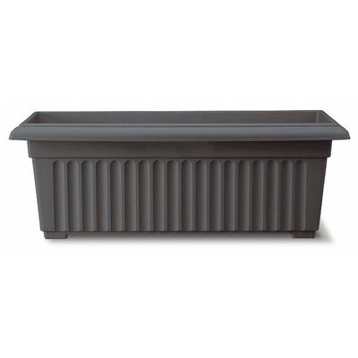 Stewart Corinthian Trough - Black
