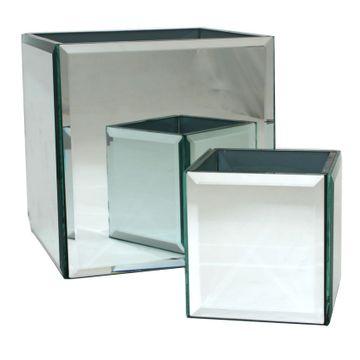 Square Mirror Cube