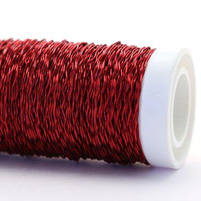 Red Bullion Wire